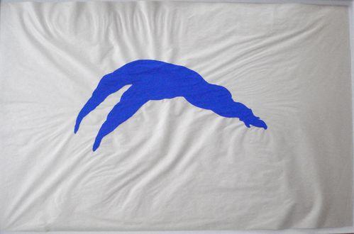 Emmaüs Plain Blue, le Plongeur