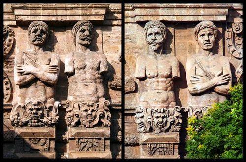 562g2 Palermo, Porta Nuova, Quattro Mori