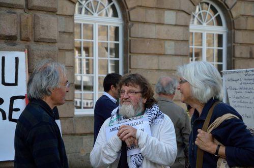 solidarité palestine 23 août 2014. 2 JPG