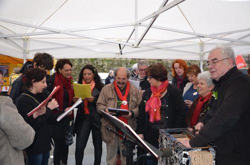 fête du Viaduc 2014 chorale 2