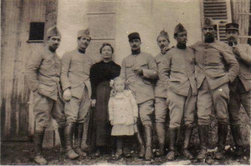 Pré Besson 1918