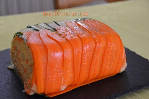 Terrine courgette-carotte1