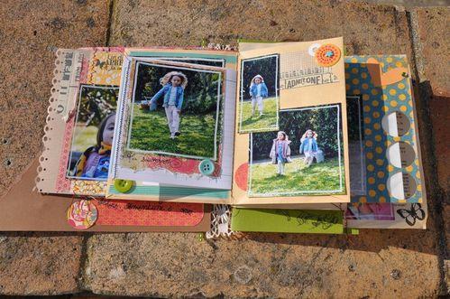 Mini album 1ère invitation Clémentine et Annie s-copie-13