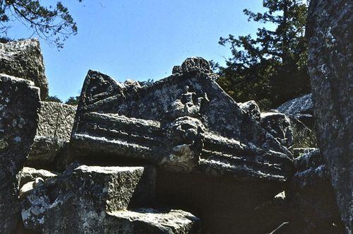 Termessos sarcophage Turquie 3