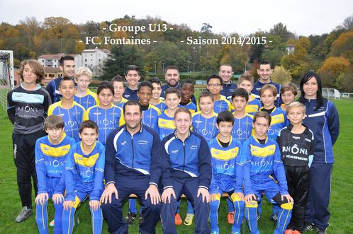 U13 FC 2Fontaines 1&2 01A