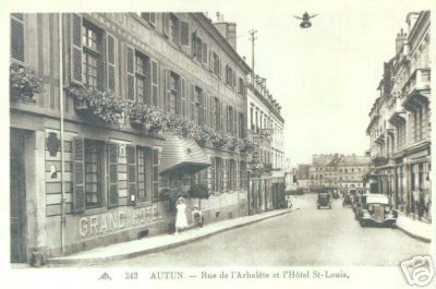 Rue de l'Arbalète - 07