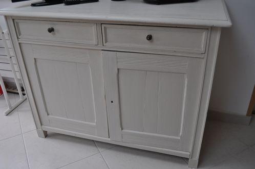 Meubles peints au coeur de marie - Petit meuble a peindre ...