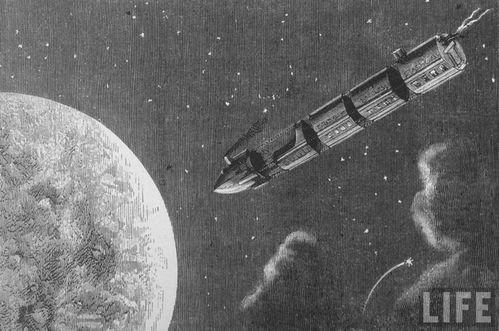 de la terre à lune