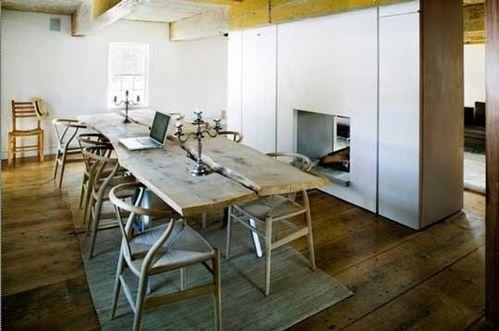 Grandes tables en bois - A part ça ...