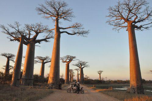 Circuit Moto à Madagascar - Moto tour Madagascar