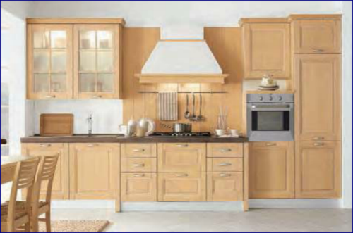 Scegliere la cucina modelli a confronto e regole di base notizie in vetrina magazine di mara - Cucine in legno chiaro ...