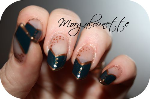 Edge nail art facile morgalounette (12)