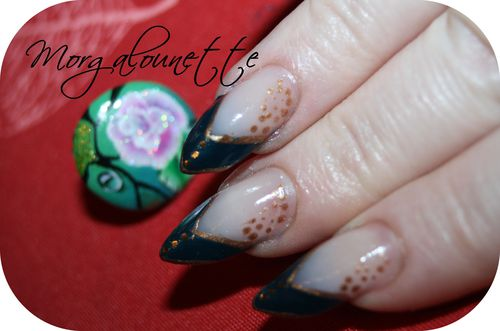 Edge nail art facile morgalounette (6)
