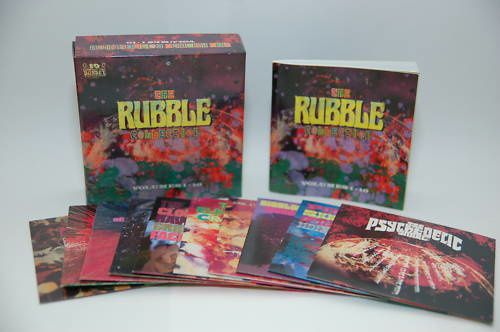 THE RUBBLE COLLECTION