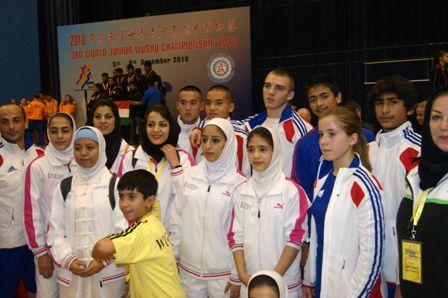 3eme CHAMPIONNAT DU MONDE JUNIOR 2010 SINGAPOUR 1
