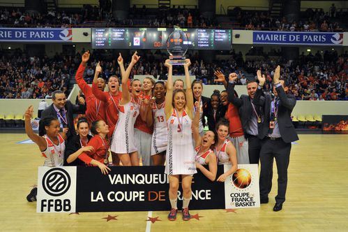 Coupe de france u17 lyon remporte la bataille le - Finale coupe de france basket feminin ...
