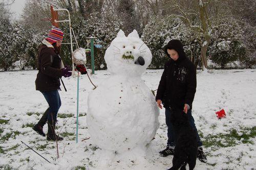 717 - le bonhomme de neige 13