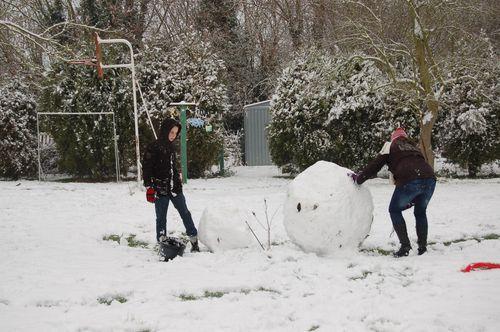 717 - le bonhomme de neige 3