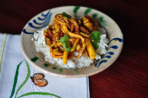 curry calamars (7)