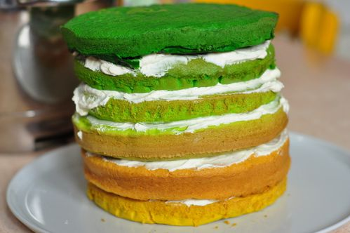 Layer Cake Olivier (3)