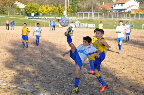 U13.1 - Reyrieux - FC Fontaines 0-8 01