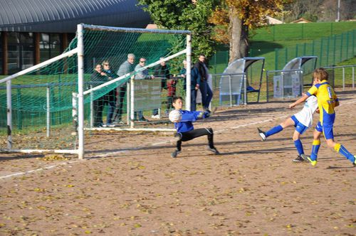 U13.1 - Reyrieux - FC Fontaines 0-8 02