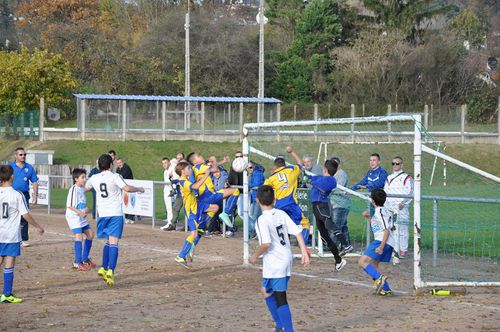 U13.1 - Reyrieux - FC Fontaines 0-8 03