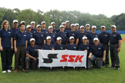 Group pict Umpire Camp 2012