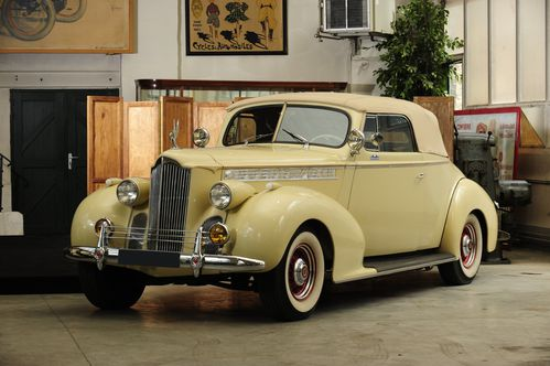 429 Packard Type 120 1940 1