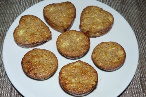 muffins pomme erable