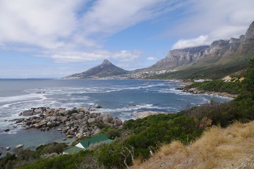 1 Cape Town - Table Mountain (100)