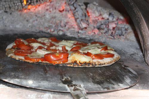 Pizza au feu de bois (9)
