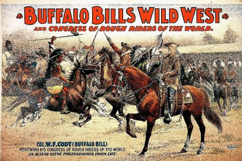 spectacle Buffalo Bill