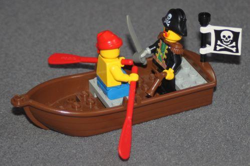 LEGO Pirate Eldorado Fortress 6276-06