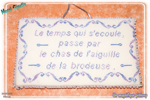 ginette tinel