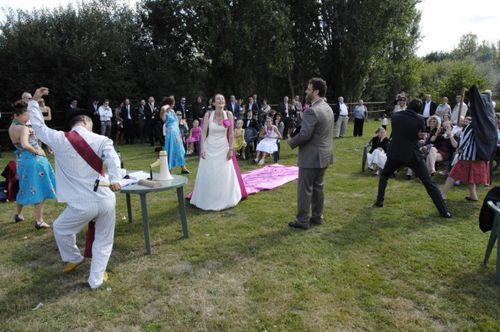 PM mariage theatre