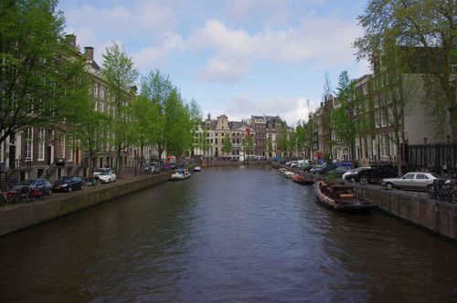 Amsterdam, city centre