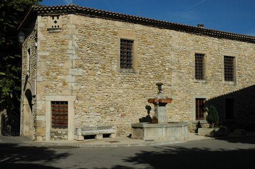 Le-Pegue 16190 Musee-archeologique-du-Pegue