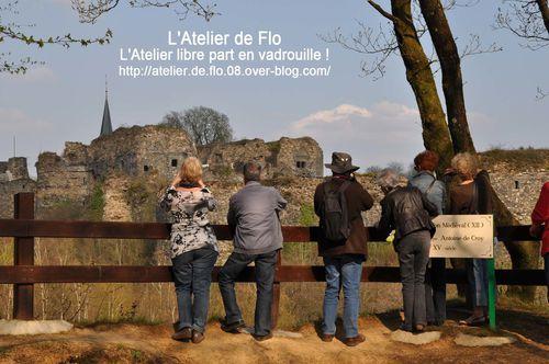 Montcornet-Peinture-Croquis-Exposition-Atelier de Flo-FloM