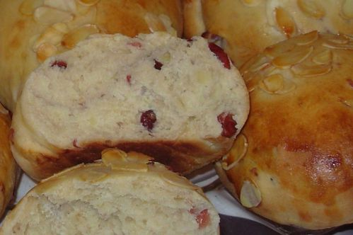 Pains au lait amandes-cranberries6