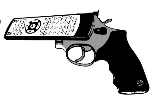 tele revolver