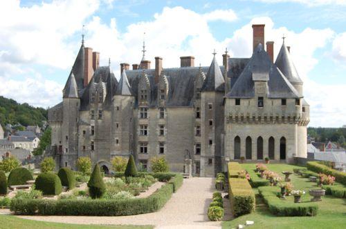 Chateau de Langeais aout 2010