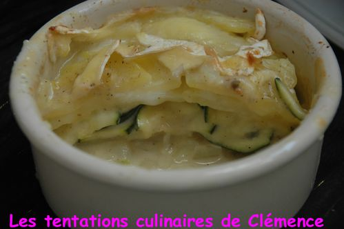 gratin patate courgettes, neufchâtel2