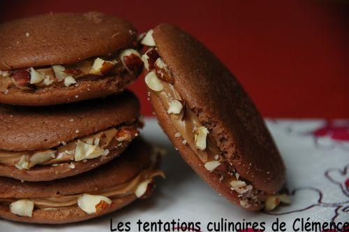 whoopies chocolat noisette2
