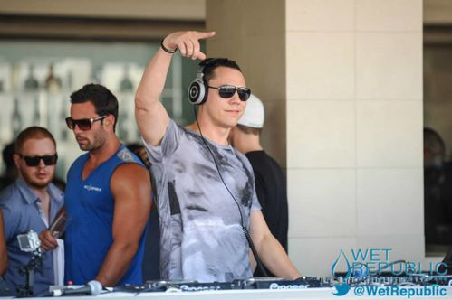 Tiësto wet republic, las vegas 01 august 2013 (1)