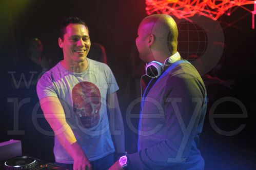Tiësto at Liv 11 april 2012 (2)