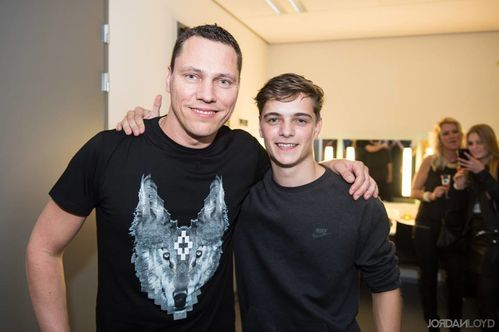 Tiësto & Martin Garrix one track coming soon !