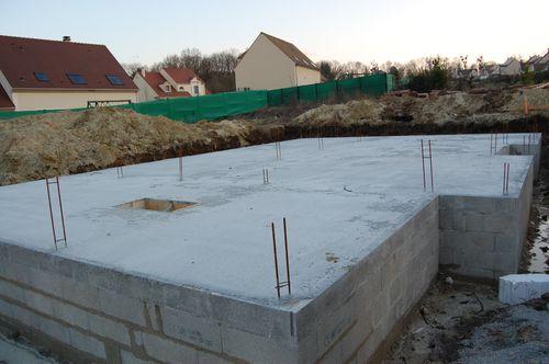 Notre blog fishome ou l 39 histoire d 39 une construction - Construction vide sanitaire ...