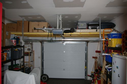 Le blog de ludo et val rie tapes par tapes notre projet de construction - Construire mezzanine garage ...