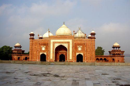 Inde Agra Tajmahal (59)